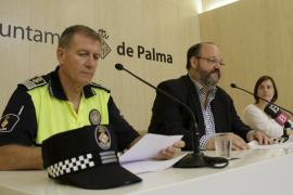 Un total de 162 policías locales regularán el tráfico el primer día de colegio