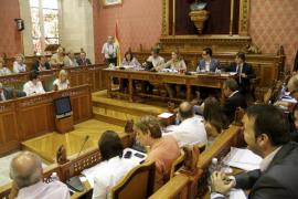 El Consell aprueba saldar la deuda del Teatro Principal a costa de las subvenciones