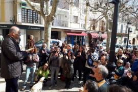 Convocadas veinte concentraciones de apoyo a Valtonyc en Mallorca