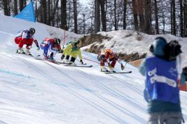 Un esquiador canadiense, detenido por robar junto a su mujer y su mánager un coche durante los Juegos Olímpicos