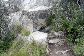 La cueva de titularidad privada de Ramon Llull en Cura será gestionada por el Consell