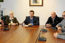Andreu Villalonga renuncia a la alcaldía de Binissalem en cumplimiento del pacto con Víctor Martí