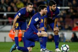 El Barça se da un festín de goles a costa del Girona