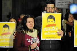 Movilizaciones en Mallorca en defensa de Valtonyc
