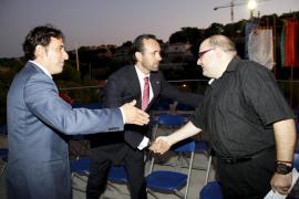 El alcalde de Calvià recupera el catalán en los actos conmemorativos del desembarco del Rei En Jaume