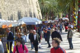 Planes con motivo del Dia de les Illes Balears