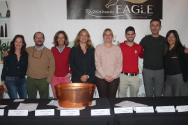 Torneo Gastronómico de Golf Eagle