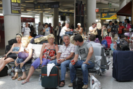 Son Sant Joan logra su récord con 3.464.972 pasajeros en agosto