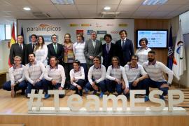 Méndez de Vigo llevará la mochila roja del equipo paralímpico en vez del maletín de trabajo