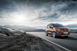 Nuevo Peugeot Rifter, sólido espíritu distintivo