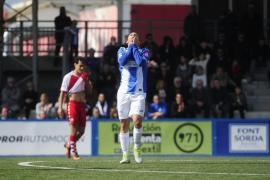 El Atlético Baleares se aferra a un milagro