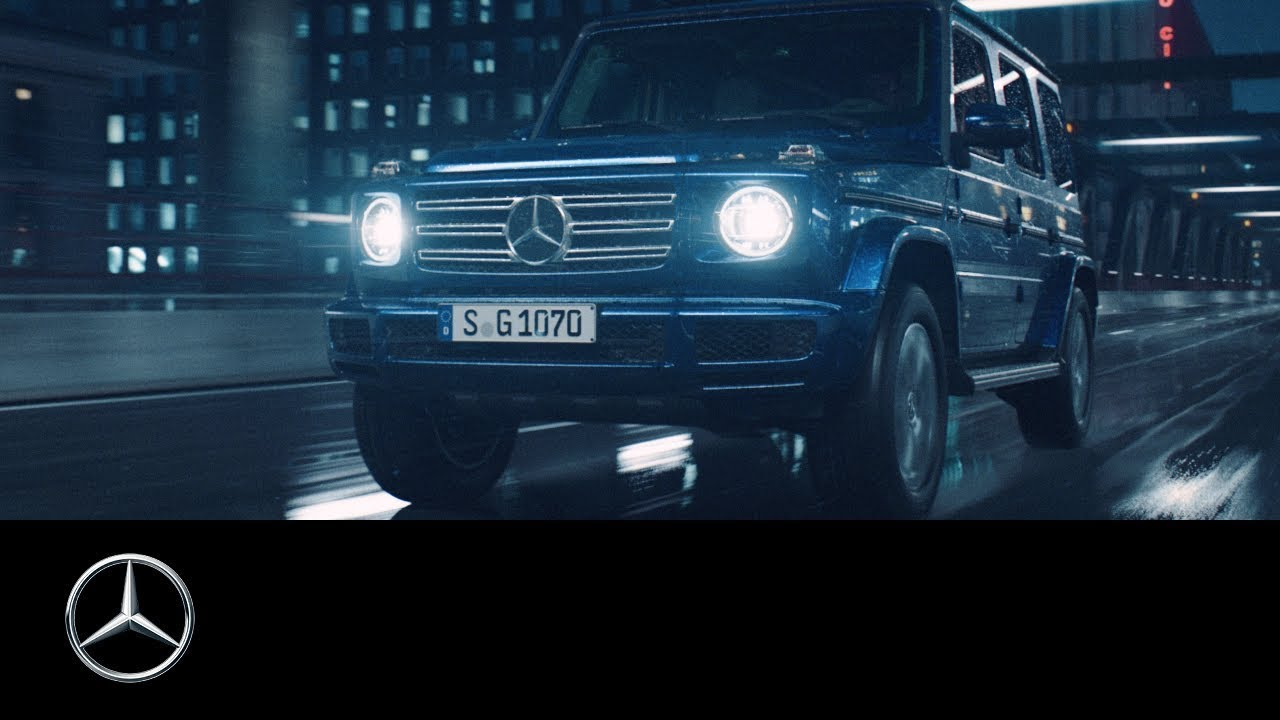 Mercedes Benz ya admite pedidos del Clase G 500