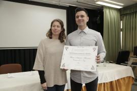 Entrega de los Premis Gastronòmics 2017 en el IES Junípero Serra