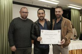 Bel Allès, Bernabe Caravotta y Sebastián Pérez