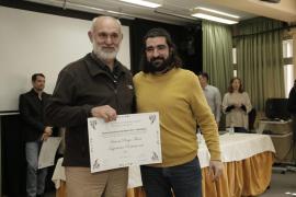 Antoni Pinya y Bartomeu Font