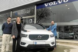El primer Volvo XC40 aterriza en Mallorca de la mano de Autovidal