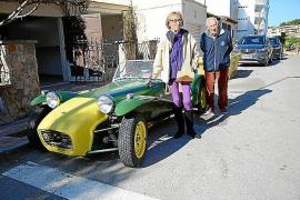 Lotus 7S2, un deportivo muy ligero