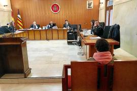 Condenado a dos años de cárcel por abusos sexuales a una niña en Palma