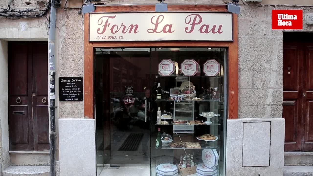 Amparo Ensenyat, copropietaria del Forn de la Pau: «El pan congelado ha hecho mucho daño a los hornos tradicionales»