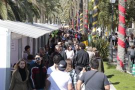 Mercado artesanal del Dia de les Illes Balears 2018