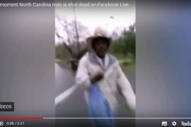 Un activista vecinal capta en un Facebook Live su asesinato a tiros