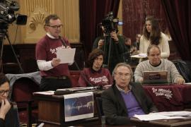 Podemos lleva al Parlament la crítica a la condena a Valtonyc