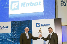 Las acciones de Robot SA suben en su primer día de cotización un 41,3 %