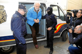 Cursach cumple un año en prisión