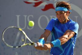 Nadal arrasa a Roddick y va lanzado hacia la final