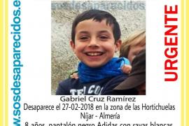 Buscan a un niño de 8 años desaparecido en Níjar