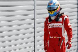 Alonso: «Ganar está difícil, creo que el podio sería buena recompensa»