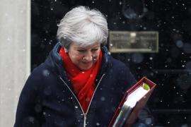 May dice que no acepta el borrador de acuerdo del «brexit» de Bruselas