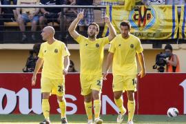 Villarreal y Sevilla juegan un partido vivo y abierto que acabó en empate