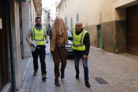 Los atracadores de Porreres pasan a disposición judicial