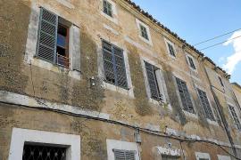 El nuevo dueño del antiguo convento de Consell habilitará viviendas o un pequeño hotel
