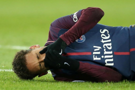 El PSG confirma que Neymar será operado y se perderá el choque contra el Real Madrid