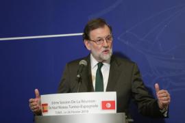 Rajoy felicita a Baleares, «uno de los tesoros más atractivos de España»
