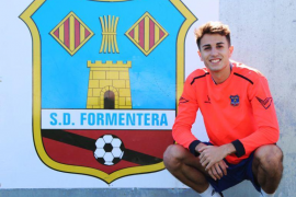 El Formentera ficha al mallorquín Gori López