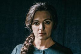 Catalina Solivellas protagoniza 'La nit de Catalina Homar' en Sa Màniga