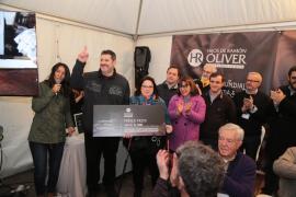El Forn i Pastisseria Gelabert de Llubí se impone en el II Campeonato Mundial de Ensaimadas