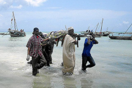Al menos 192 muertos en un accidente de ferry en Tanzania