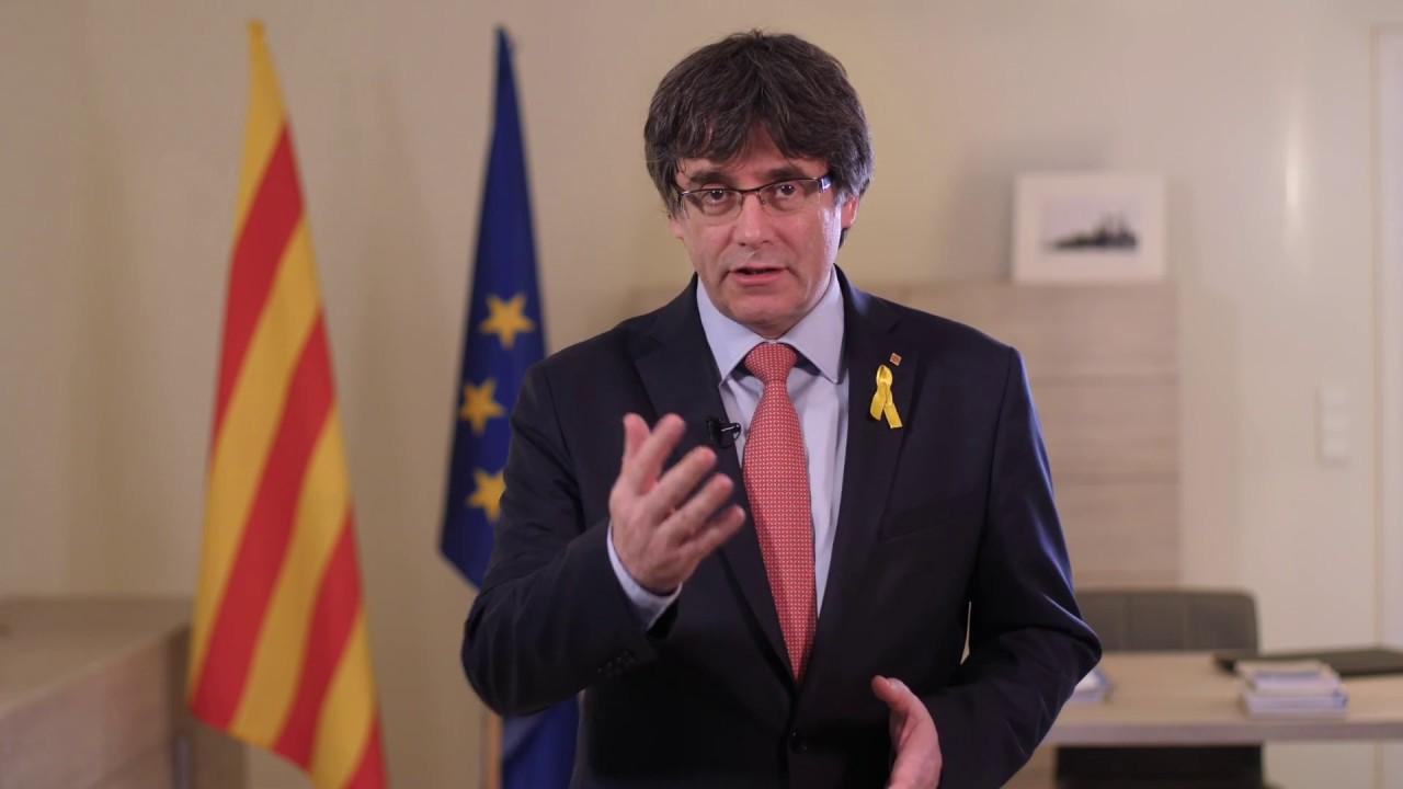 Puigdemont renuncia «provisionalmente» a su investidura y propondrá a Jordi Sànchez como candidato