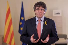 Puigdemont asegura que no se «rinde» y que quiere «volver a ser president»