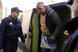 'El Ico' ratifica sus acusaciones realizadas durante la investigación del 'caso Cursach'
