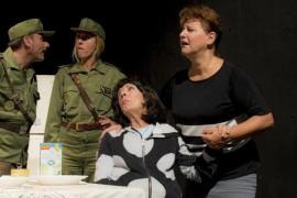 El Teatre Sans acoge 'Sense paga, ningú paga!', una versión actualizada de una comedia clásica de Dario Fo