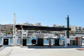El chárter náutico critica la calidad del gasóleo y los horarios de suministro en los puertos de Balears