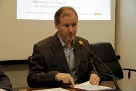 Socias pide neutralidad a Antich en la designación del candidato al 20-N