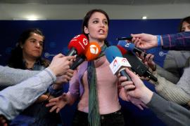 Levy, sobre Jordi Sànchez: «Un señor que pega brincos en un coche de la Guardia Civil no es un candidato presidenciable»