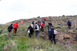 Más de 500 personas, entre voluntarios y profesionales, trabajan en la búsqueda de Gabriel
