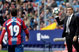El Levante destituye a Muñiz como entrenador
